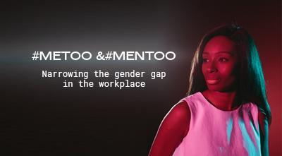 #MeToo Homepage Banner