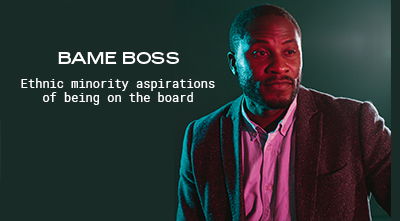 BAME BOSS Report HomePage banner