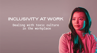 Inclusivity at Work Homepage Banner
